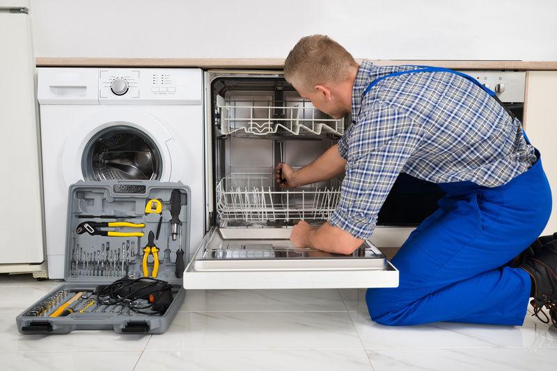 Посудомоечная машина – проблема с управлением