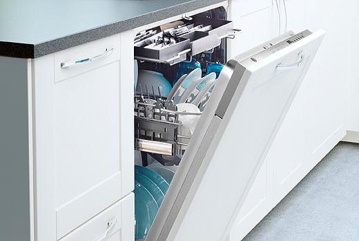 Посудомоечная машина не набирает воду