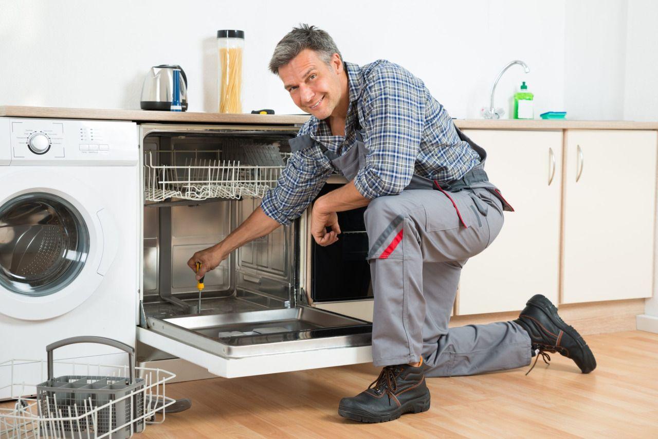 Посудомоечная машина не нагревает воду
